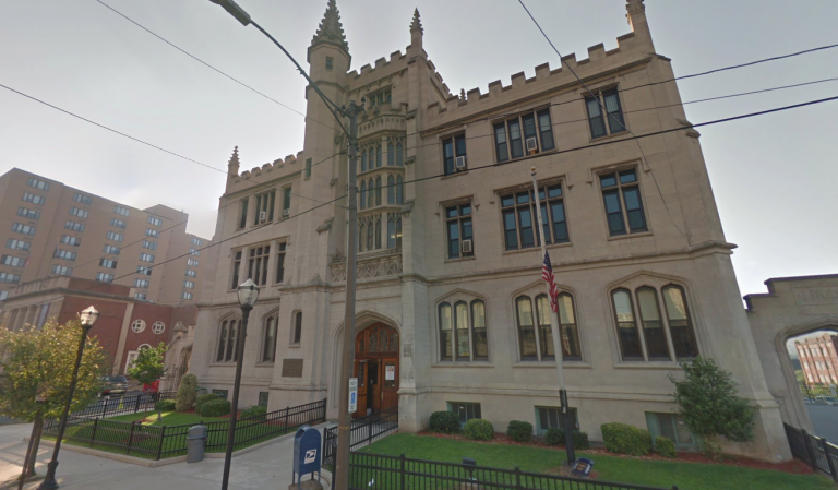 Scranton School District Administration Building (Google Maps)