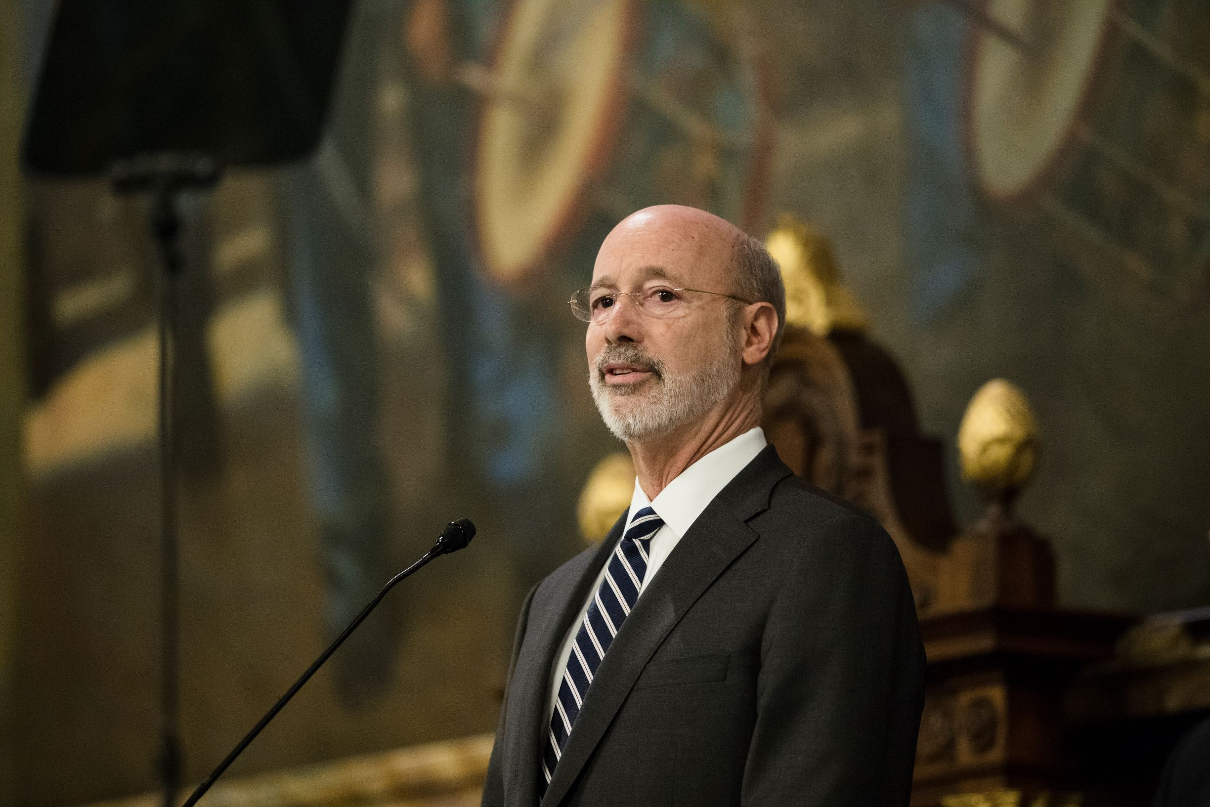 Wolf vetoes bill to halt closure of two state centers for people with intellectual disabilities