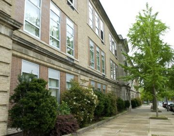 Gov. Carney has proposed replacing The Bancroft School with a new one for first through eighth graders. (Christina School District)