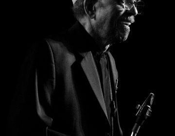 Saxophonist, composer and arranger Jimmy Heath.  (Lonnie Timmons III/Getty Images)
