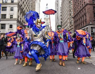 2020 Mummers parade (Michael Reeves/Billy Penn)