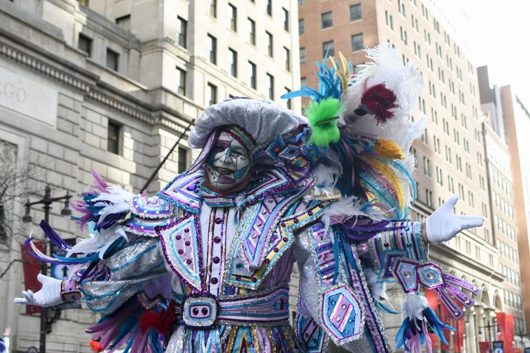 2019 Mummers Parade (Michael Reeves/Billy Penn)