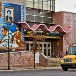 Julia De Burgos Elementary on Lehigh Ave. in Philadelphia. (Kimberly Paynter/WHYY)
