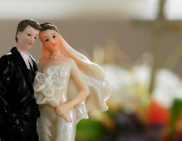 Many people think 02-02-2020 is a lucky date -- and a good day to get married. (Chris Yarzab/Flickr)