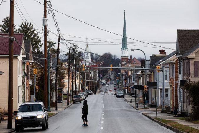 Scenes from Chambersburg and Franklin County, December 2019. (Jeffrey Stockbridge for Keystone Crossroads)