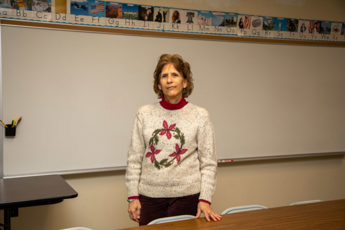 ESL teacher Jody Boardman has been with the CASD since 2005 (Jeffrey Stockbridge for Keystone Crossroads)