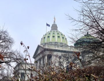 The Capitol in Harrisburg, Pa., on Wednesday, Jan. 15, 2020. (Russ Walker/PA Post)