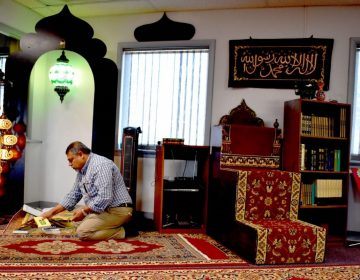 By request, the Islamic Community Center in Lancaster provides inmates Qurans and prayer rugs for free. Last year, the organization gave out 100 Qurans to inmates who asked for one. (Joseph Darius Jaafari / PA Post)
