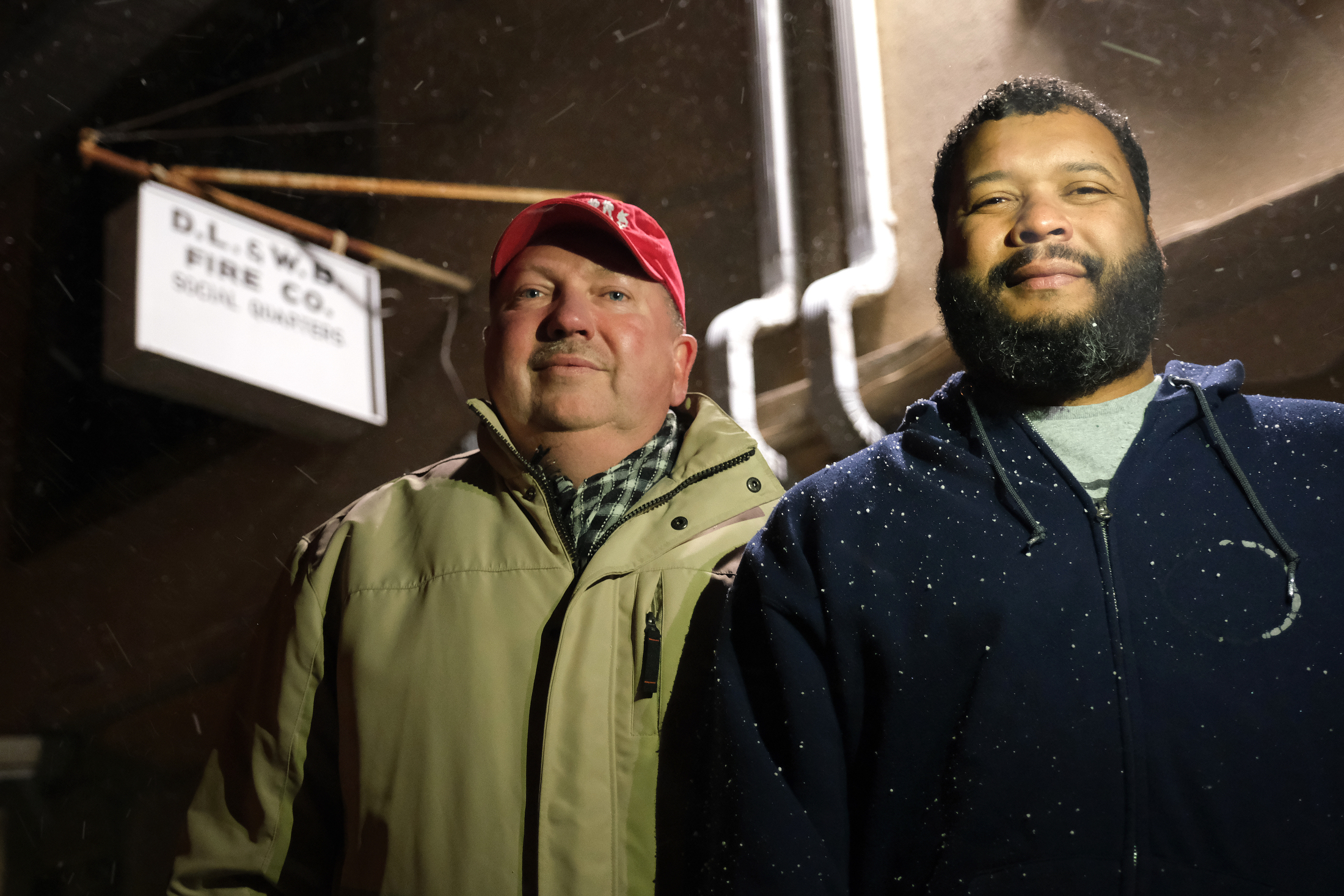 Meet two Pa. swing voters at the nexus of race and politics