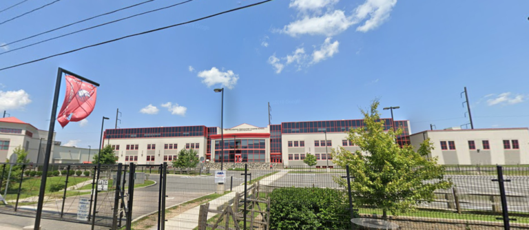 The Bridesburg school has a large deficit, a CEO on leave, and some sort of problem related to the identification of special education students. (Screenshot Google Maps)