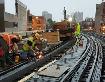 Critics of a measure that would allow municipalities to require developers to pay for mass transit improvements say it could stifle development where growth is most needed and negatively affect affordable housing costs. (Chicago Transit Authority via Flickr)