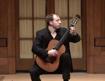 Classical guitarist Giulio Regondi