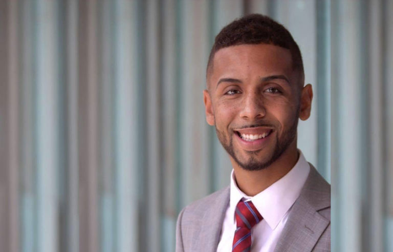 Roberto Valdes has placed his queerness in one box and his Blackness in the other. But since learning the term intersectionality and moving to Philadelphia, the young attorney is embracing every part of who he is. (Courtesy of Roberto Valdes)