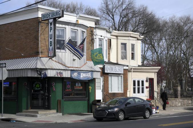 The Bridesburg Pub on Richmond St. (Bastiaan Slabbers for Keystone Crossroads)