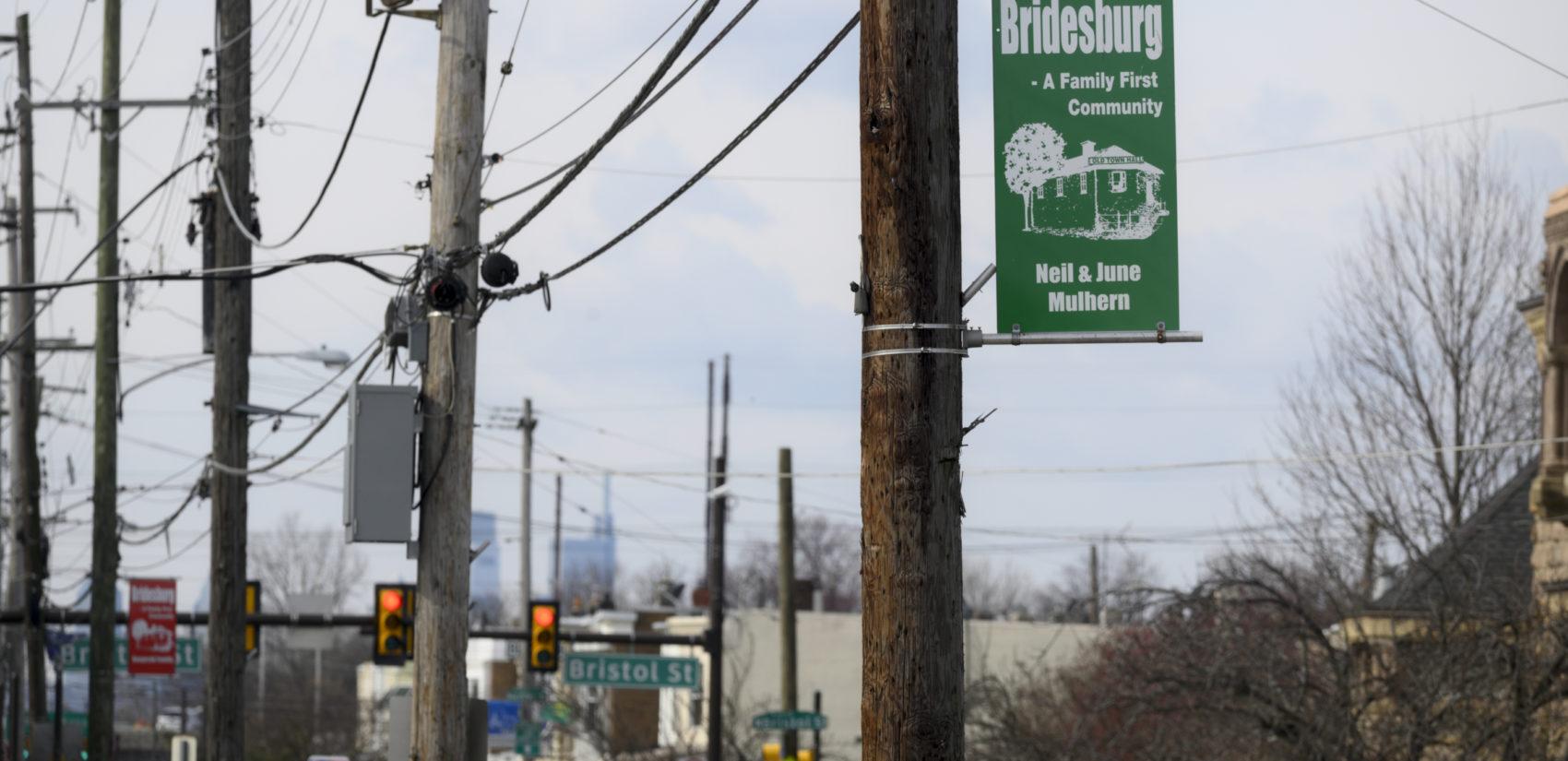 Bridesburg's view of Center City Philadelphia.  (Bastiaan Slabbers for Keystone Crossroads)