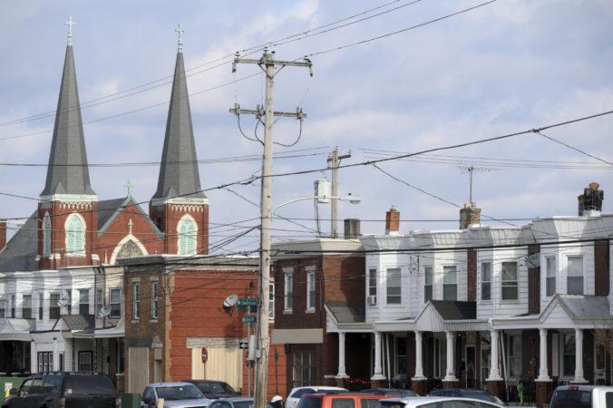 Bridesburg, Philadelphia. (Bastiaan Slabbers for Keystone Crossroads)