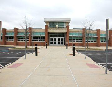 Tamanend Middle School in Warrington, Pa., Bucks County (Emma Lee/WHYY)