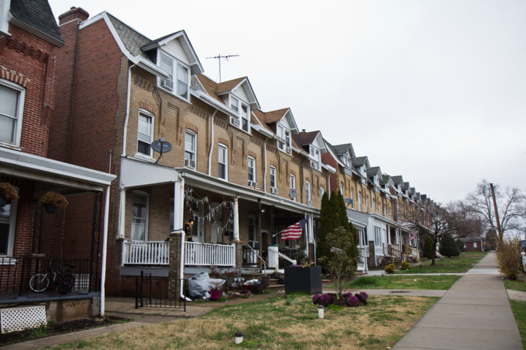 Norristown in Montgomery County. (Kimberly Paynter/WHYY)