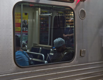 SEPTA said that ridership is down due to the coronavirus. (Kimberly Paynter/WHYY)