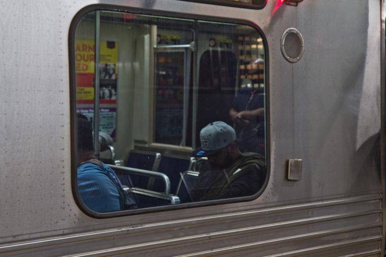 SEPTA said that ridership is down due to the coronavirus. (Kimberly Paynter/WHYY)