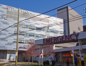 Penn Presbyterian Hospital in Philadelphia. (Kimberly Paynter/WHYY)