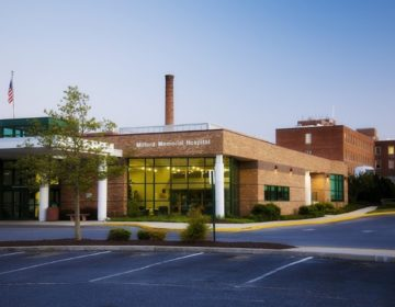 Milford Memorial Hospital (Bayhealth.org)
