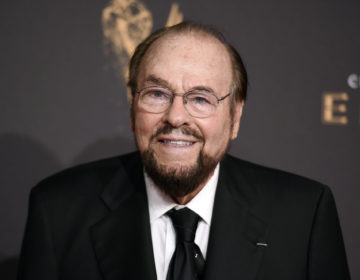 James Lipton arrives at night one of the Creative Arts Emmy Awards at the Microsoft Theater on Saturday, Sept. 9, 2017, in Los Angeles. (Photo by Richard Shotwell/Invision/AP)
