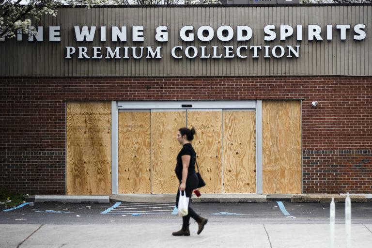 Wine and Spirits store in Philadelphia