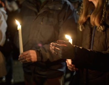 Charges were withdrawn against five men accused of shooting at a neighborhood vigil in Pittsburgh 4 1/2 years ago. (Bastiaan Slabbers for WHYY)