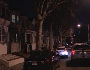 A 4-year-old boy is in critical condition after he was struck in an accidental shooting inside a home in Philadelphia's Olney neighborhood. (Screenshot/NBC10 Philadelphia)