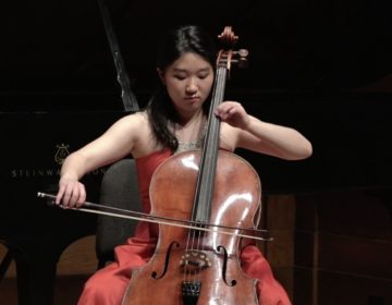 Cellist Young In Na