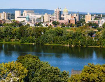 The city of Harrisburg (istock via WITF)