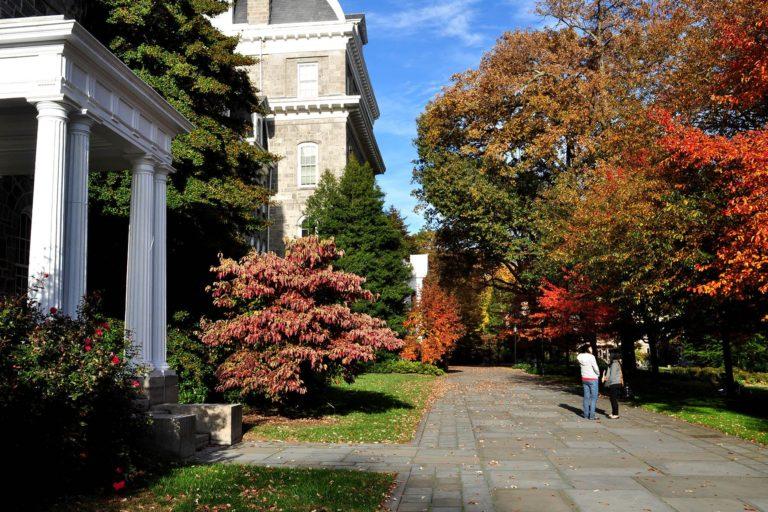 Swarthmore College. (Swarthmore.edu)