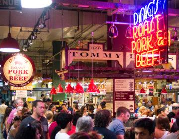 Inside Reading Terminal Market (Danya Henninger/Billy Penn)