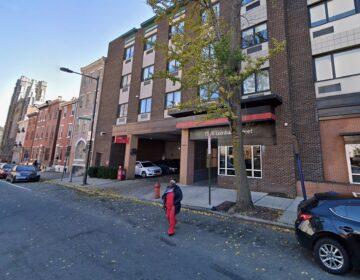 Powerback Rehabilitation in Center City Philadelphia. (Google Maps)
