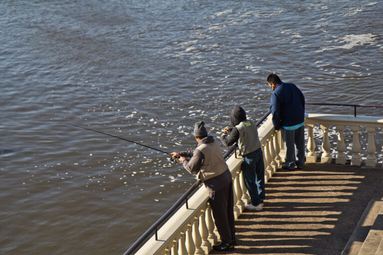 Pa. officials encourage fishing and boating close to home, with social distancing and no equipment sharing. The Rivercast predicts the water's quality. (Kimberly Paynter/WHYY)