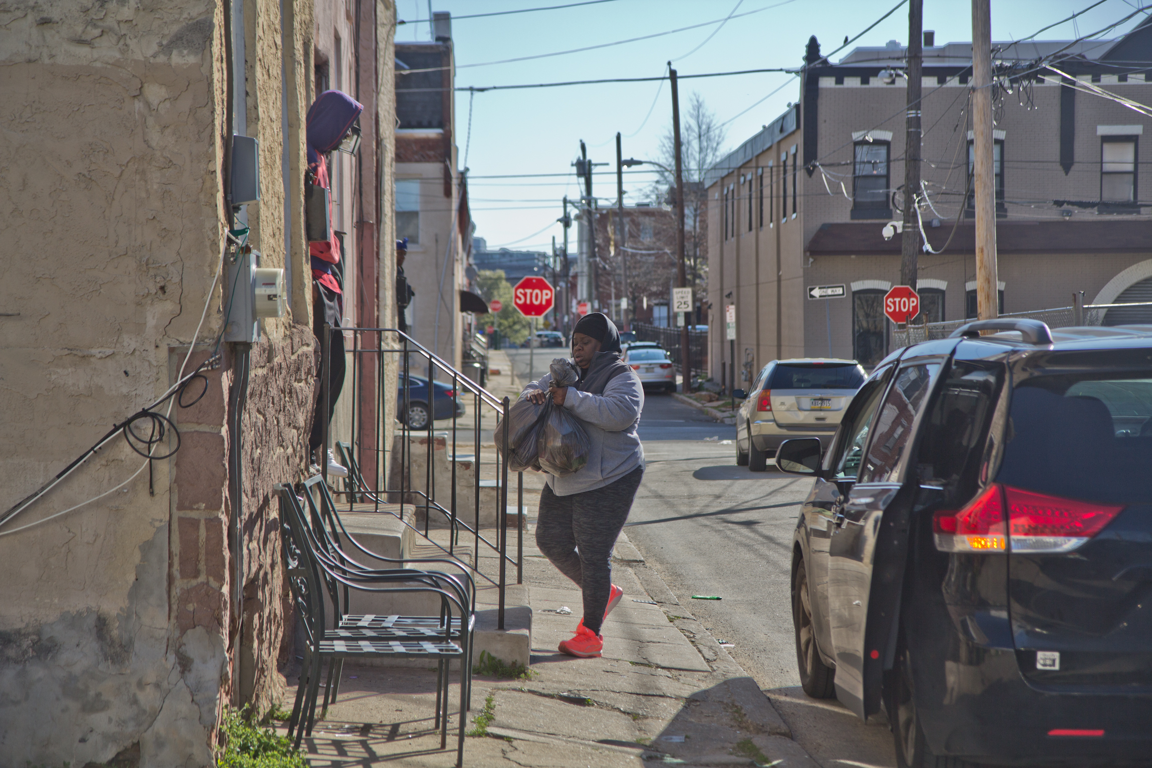 When coronavirus struck, she stepped up: Meet the food fairy of West Philly