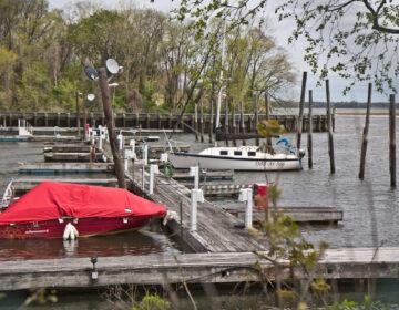 The Salem Harbor Marina