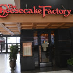 A view of a closed Cheesecake Factory restaurant in Cerritos, California. (Kirby Lee via AP Photo)