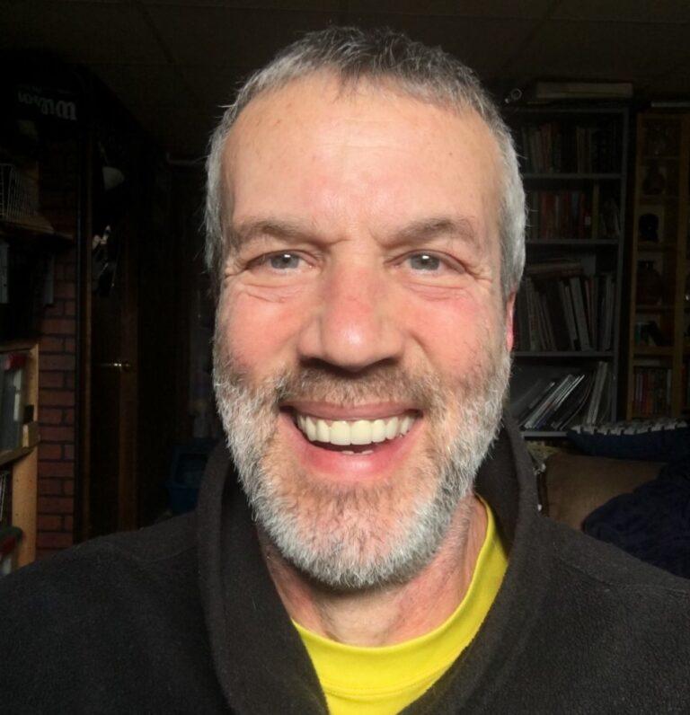 Adam Cohn works at a Trader Joe's in Ardmore. (Courtesy of Adam Cohn)