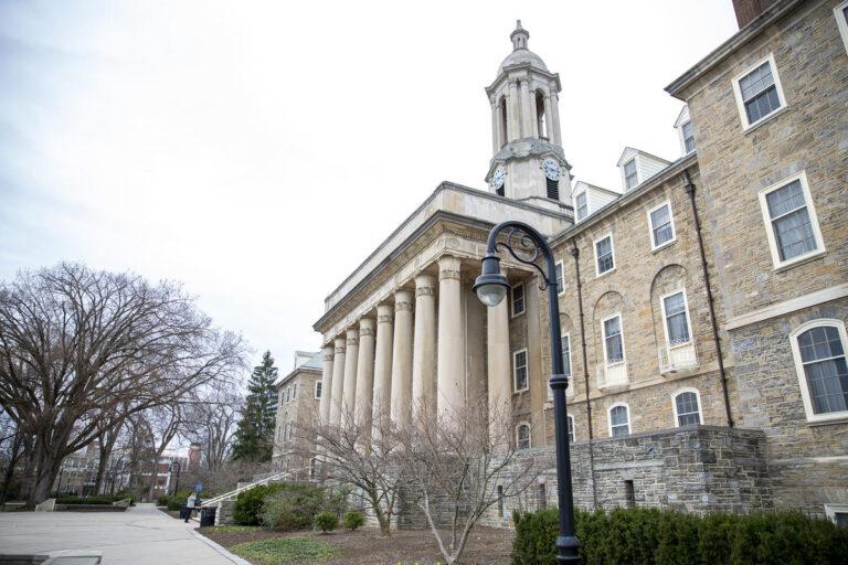 Old Main on Penn State's University Park campus. (Min Xian/WPSU)