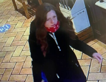 Woman accused of spitting on worker at Rittenhouse Square store