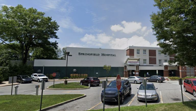 Springfield Hospital in Delaware County. (Google Maps)