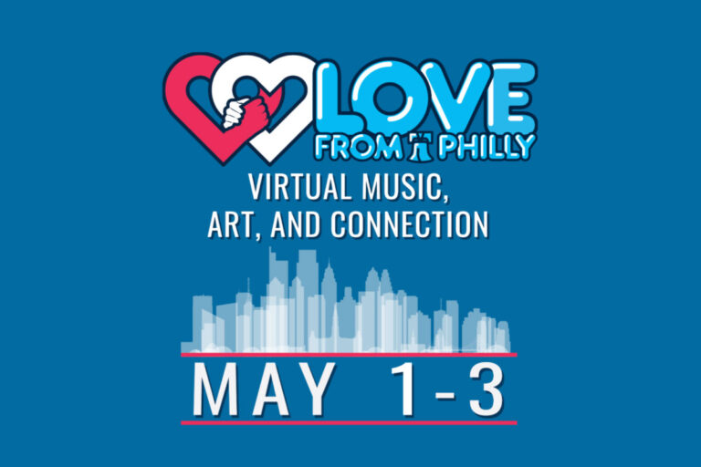 Love from Philly virtual music concert