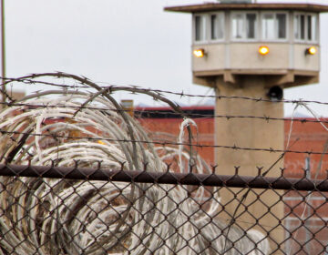 The correctional complex on State Road in Philadelphia (Emma Lee/WHYY)