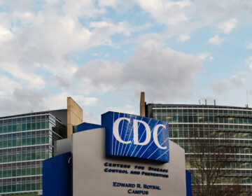 The Centers for Disease Control and Prevention (CDC) headquarters stands in Atlanta. CDC director Dr. Robert Redfield says the agency will double the current number of positions to aid local health departments in quashing new outbreaks. (Elijah Nouvelage/Bloomberg via Getty Images)
