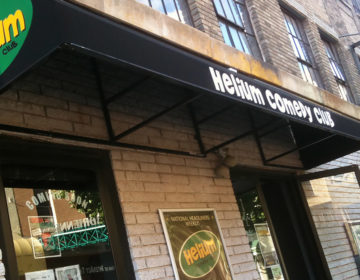 Helium Comedy Club at 20th and Sansom has cancelled all shows — but online business is picking up. (LucindaLunacy/Flickr Creative Commons)