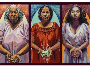 La Madre Hija Espiritu limited print edition