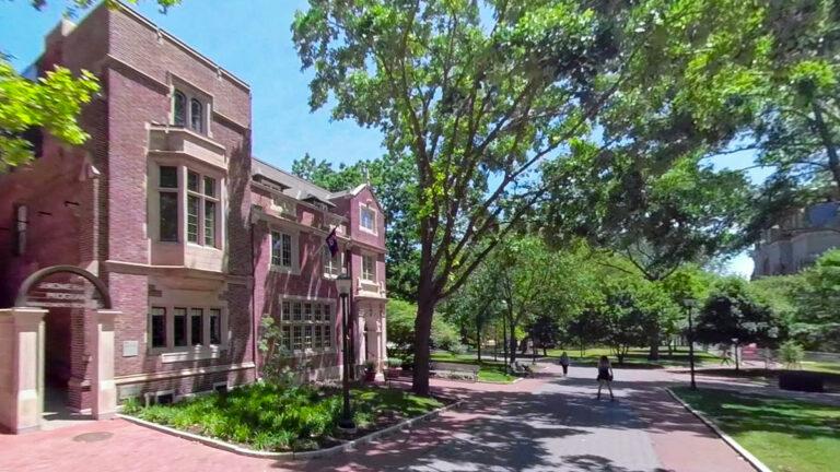 University of Pennsylvania campus