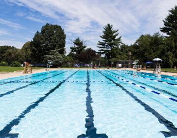 Kelly Pool in Fairmount Park (Sydney Schaefer / Billy Penn)